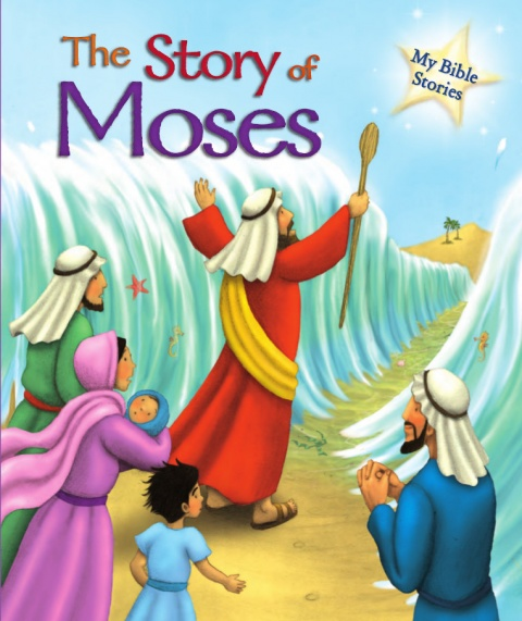 the story of moses and the israelites Sunday school lesson: the israelites create and worship a calf of gold while moses is on mt sinai.
