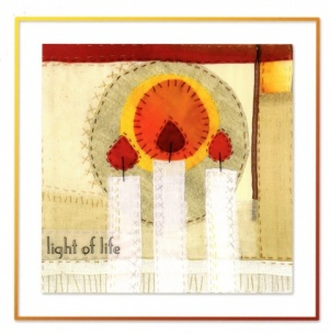 Light of Life Christmas Cards - Pack of 10