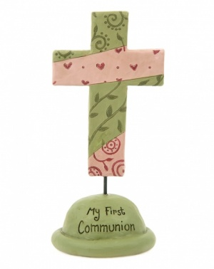 My First Communion Cross