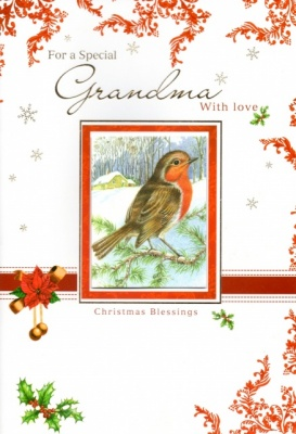 Christmas Card - Grandma