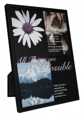 All Things Are Possible Frame