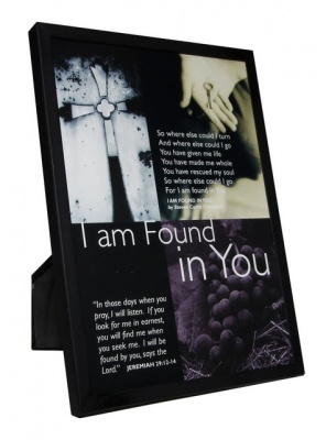 I Am Found In You Frame
