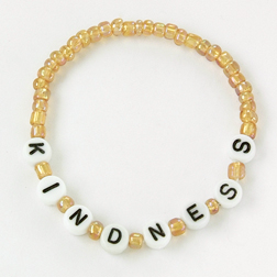 Kindness Beaded Bracelet