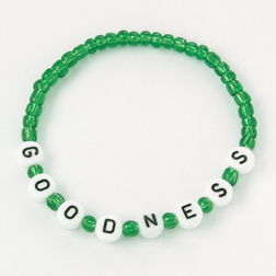 Goodness Beaded Bracelet