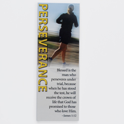 Perseverance James 1:12 - Page Hugger Bookmark