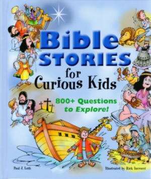 Bible Stories for Curious Kids