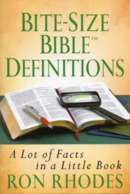Bite-Size Bible Definitions