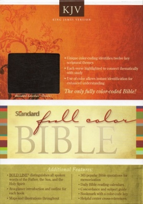 KJV Standard Full Color Bible
