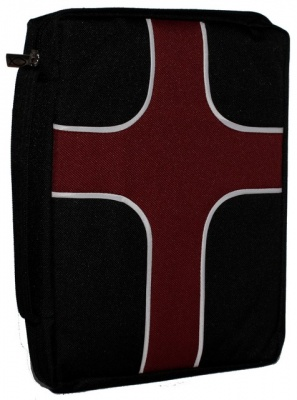 Red Cross Large Bible Cover