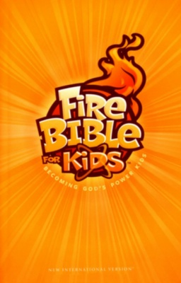 NIV Fire Bible For Kids