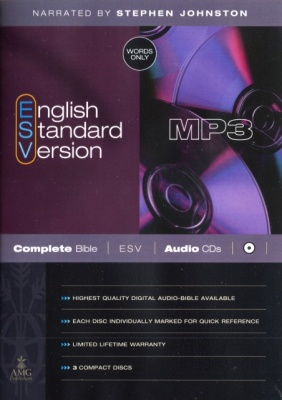 English Standard Version Complete Bible MP3