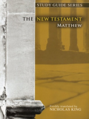 New Testament: Matthew