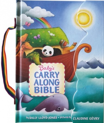Babys Carry Along Bible