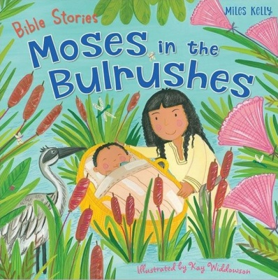 Moses In The Bulrushes (Miles Kelly)