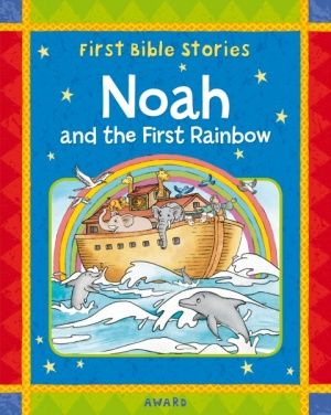 Noah and the First Rainbow