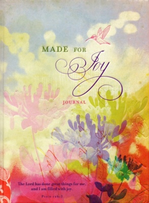 Made For Joy- Journal