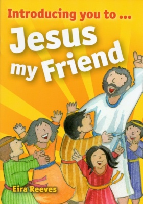 Introducing You To....Jesus My Friend