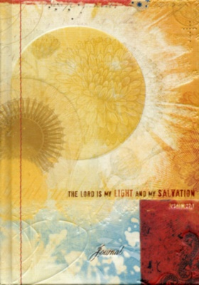 Lord is my Light and my Salvation Journal