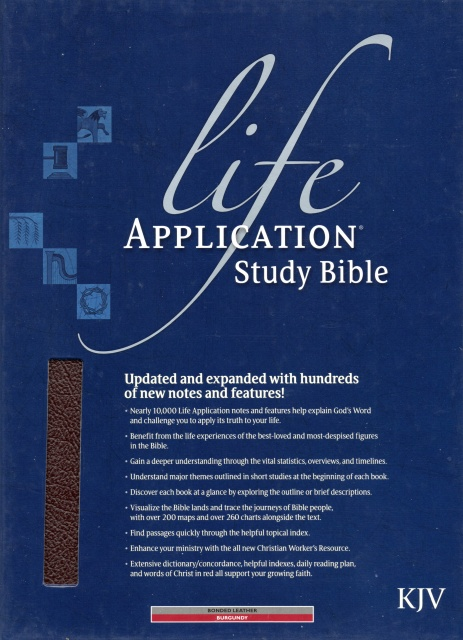 Life Application Study Bible NIV (Hardcover Cloth) by ...