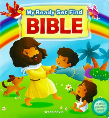My Ready Set Find Bible