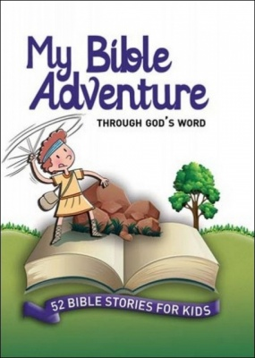 My Bible Adventure Through Gods Word