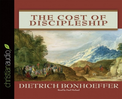 Cost of Discipleship - Audio Book on CD