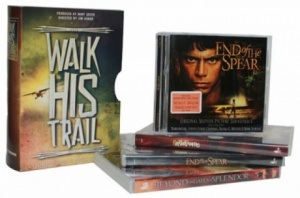 Walk His Trail Boxset + Free CD