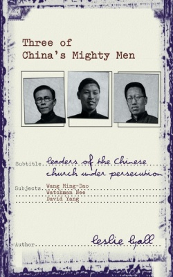 Three of China's Mighty Men