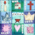 Jesus Christmas Cards - Pack of 10