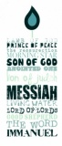 Word of God Christmas Cards - Pack of 10