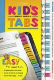 Horizontal, Kids Rainbow, Bible Tabs