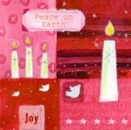 Peace Christmas Cards - Pack of 10