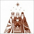 Majesty Christmas Cards - Pack of 10
