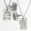 You are my King Pendant