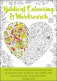 Biblical Colouring & Wordsearch  - Volume 2 (Heart Cover)
