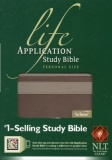 NLT Life Application Personal Size Study Bible