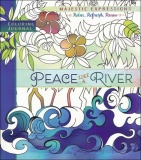 Peace Like A River - Adult Colouring Book