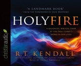 Holy Fire - Audio Book on CD