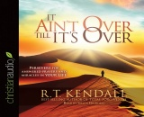 It Ain't Over Till It's Over - Audio Book on CD