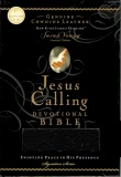 NKJV Jesus Calling Devotional Bible