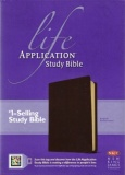 NKJV Life Application Thumb Index Study Bible