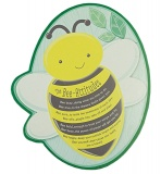 Bee-Attitudes Childrens Wall Plaque