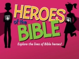 Heroes of The Bible - Game