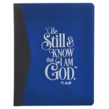 Be Still and Know that I am God - Credit Card & Photo Holder