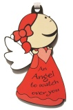 An Angel To Watch Over You - Wooden Angel