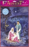 Jesus Mary and Joseph Bible Reference Advent Calendar