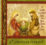Mary and Joseph Christmas Cards - Pack of 10