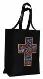 Las Flores Shopper Tote Bag