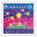 Immanuel - God With Us Christmas Cards  - Pack of 10