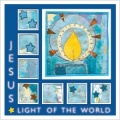 Jesus Light of the World Christmas Cards - Small  - Pack of 10